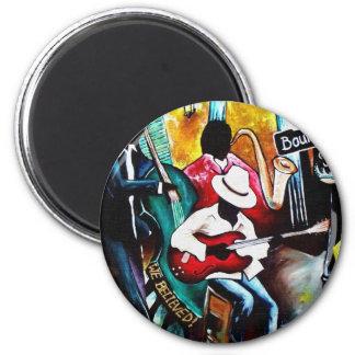 jazz purse.jpg magnet rond 8 cm