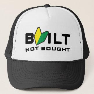 JDM a construit le casquette non acheté