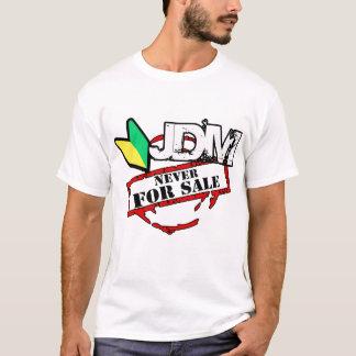 JDM jamais en vente (lumière) T-shirt
