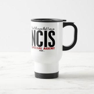Je biseaute dis à n'importe qui l'agent de NCIS Mug