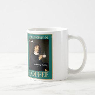 Je bois, par conséquent je suis mug