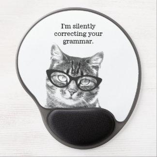 Je corrige silencieusement votre tapis de souris