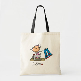 Je couds sac fourre-tout