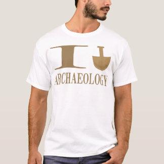 Je creuse des chemises d'archéologie t-shirt