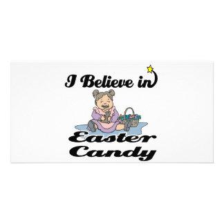 je crois à la sucrerie de Pâques Photocartes