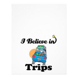 je crois aux voyages prospectus 21,6 cm x 24,94 cm