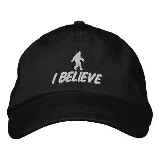 Je crois casquette brodée