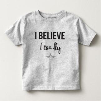 Je crois que je peux piloter le T-shirt d'enfants