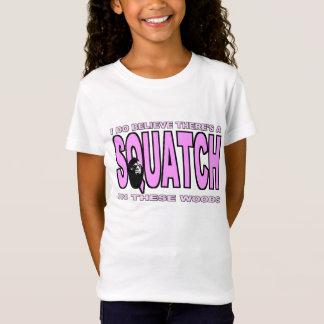 Je crois qu'il y a des SQUATCH - Madame rose T-Shirt