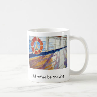 Je croiserais plutôt mug