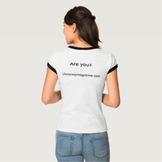 Je des femmes suis un T-shirt de licorne de