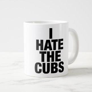 Je déteste la tasse d'éléphant de CUB