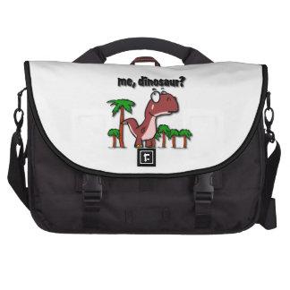 Je dinosaure ? Sac d'ordinateur portable Sac Pour Ordinateurs Portables