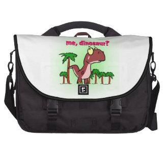 Je dinosaure ? Sac d'ordinateur portable Sacoches Ordinateurs Portables