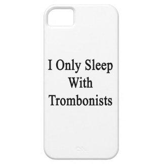Je dors seulement avec des trombonistes coque barely there iPhone 5