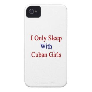 Je dors seulement avec les filles cubaines étuis iPhone 4