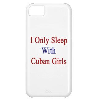 Je dors seulement avec les filles cubaines coque iPhone 5C