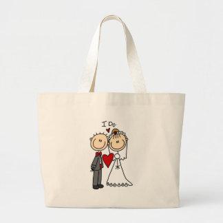 Je fais le sac de cérémonie de mariage