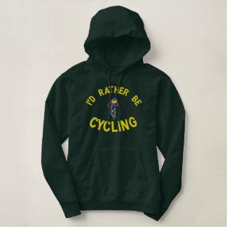 Je ferais un cycle plutôt le sweatshirt