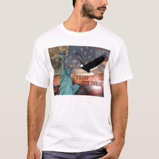 Je garde le rêve t-shirt