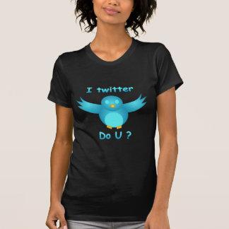 JE GAZOUILLE, FAIS U ? par SHARON SHARPE T-shirt