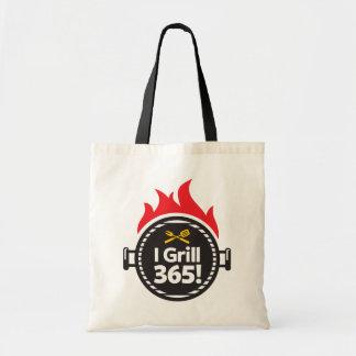 Je grille 365 ! sacs en toile