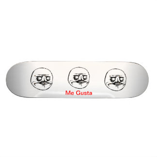 Je Gusta Plateau De Skate