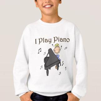 Je joue le T-shirts et les cadeaux de piano