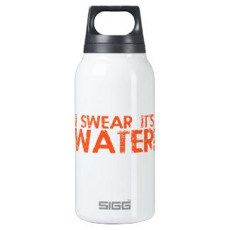 Je jure que c'est l'eau !