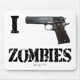 Je lance les zombis 2 tapis de souris
