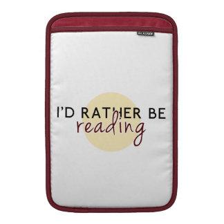 Je lirais plutôt - pour des amoureux des livres poche macbook