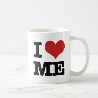 Je m'aime mug
