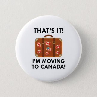 Je me déplace au Canada Badges