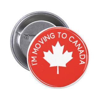 Je me déplace au Canada en raison du Président Badge