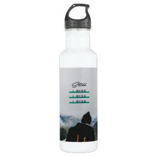 >> Je me lève toujours >> bouteille d'eau