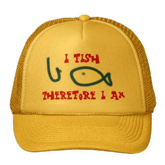 Je me pêche donc suis casquettes de camionneur