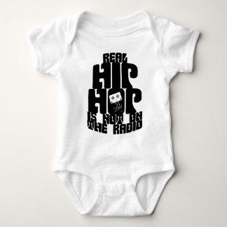 Je me rappelle le nouveau vrai T-shirt de hip-hop