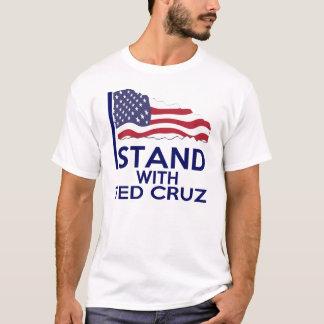 JE ME TIENS AVEC CRUZ DE TED T-SHIRT