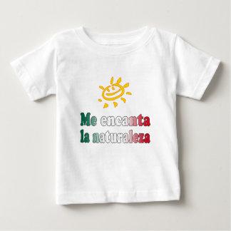 Je nature d'amour de Naturaleza I de La d'Encanta T-shirts