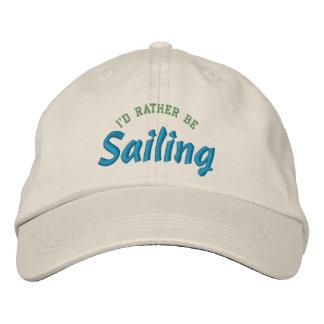 Je naviguerais plutôt le casquette de broderie casquette brodée
