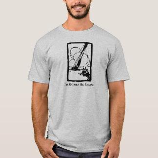 Je naviguerais plutôt le T-shirt