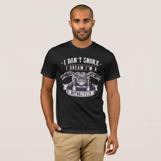 Je ne ronfle pas rêve d'I que je suis des T-shirts