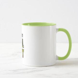 Je ne suis pas anti social que je suis anti idiot. mug