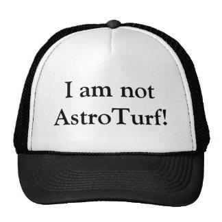 Je ne suis pas AstroTurf ! Casquettes