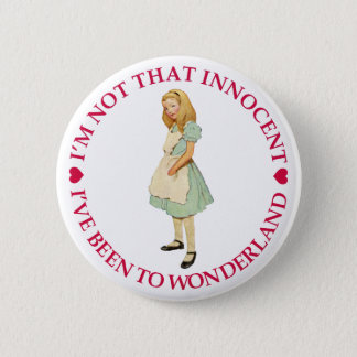 Je ne suis pas CET INNOCENT Badges
