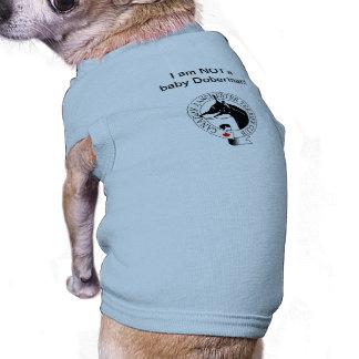 Je ne suis pas… chien TankTop (XS) de CMTC T-shirt Pour Chien