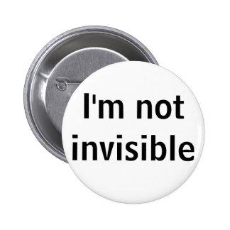 Je ne suis pas invisible badges