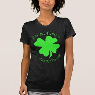 Je ne suis pas irlandais t-shirt