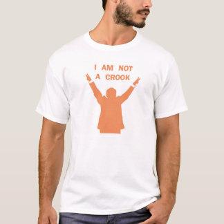 Je ne suis pas un escroc t-shirt