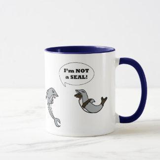 Je ne suis pas un phoque ! mug